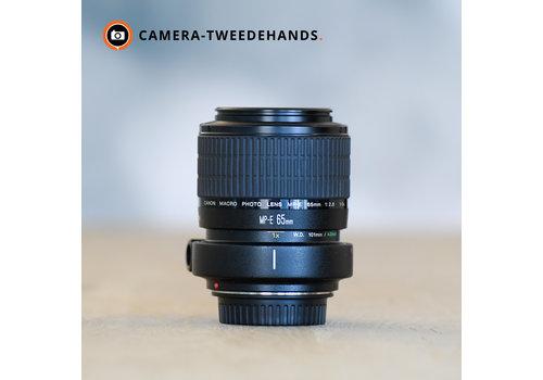 Canon MP-E 65mm 2.8 1-5x Macro