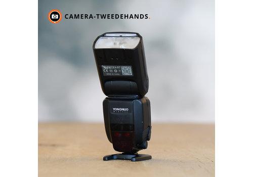 Yongnuo NY600EX-RT (Canon flitser)