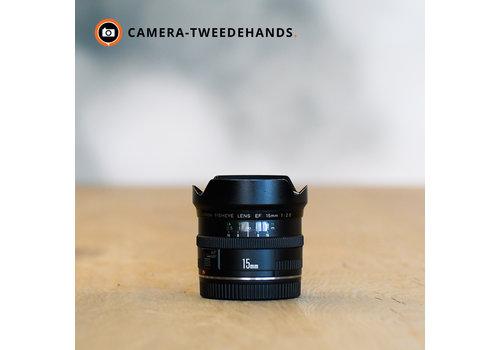 Canon 15mm2.8 Fish-eye