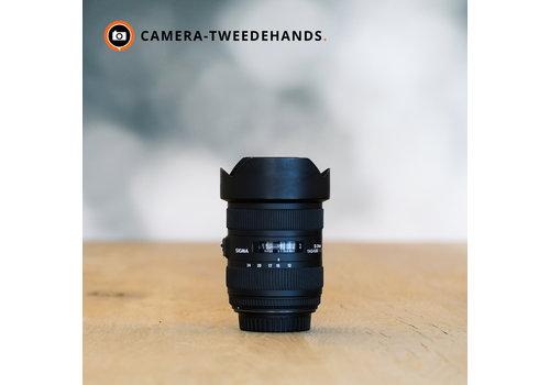 Sigma 12-24mm 4.5-5.6 DG II (Canon)