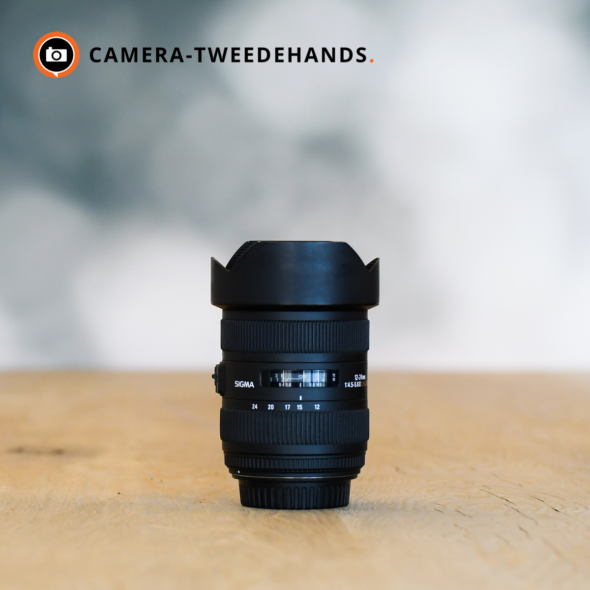 Sigma Sigma 12-24mm 4.5-5.6 DG II (Canon)