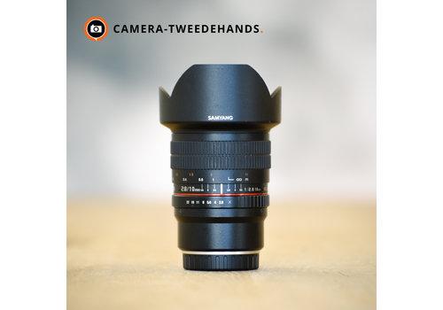 Samyang 10mm 2.8 ED AS NCS CS (Fujifilm X)