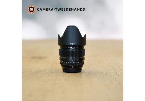 Fujifilm XF 23mm 1.4 R