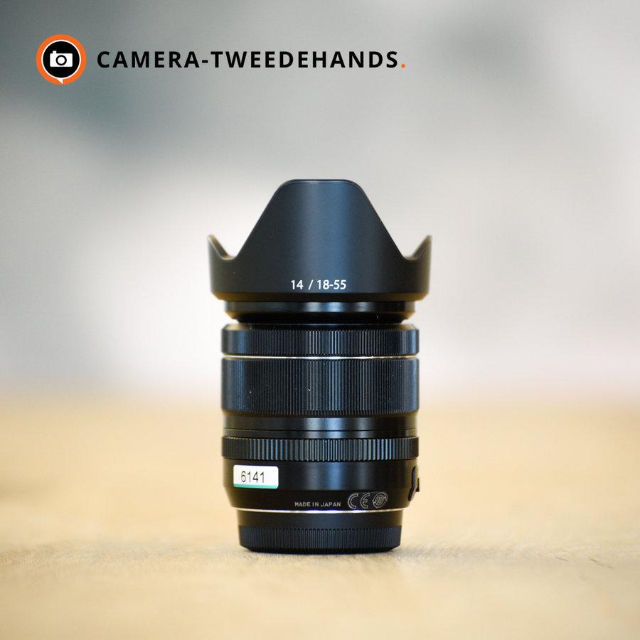 Fujifilm XF 18-55mm 2.8-4.0 R LM OIS