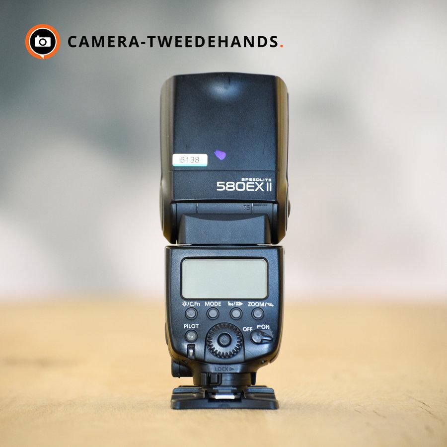 Canon 580EX II Speedlight - Canon flitser