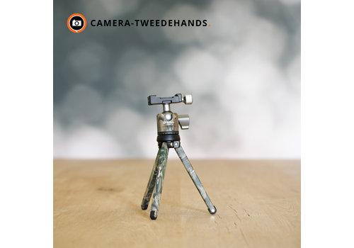 Leofoto Pocket mini statief + MTB-19 balhoofd