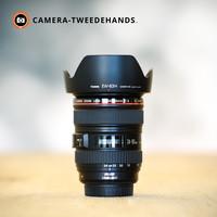 Canon 24-105mm 4.0 L EF IS USM F4 - Beschadiging frontlens
