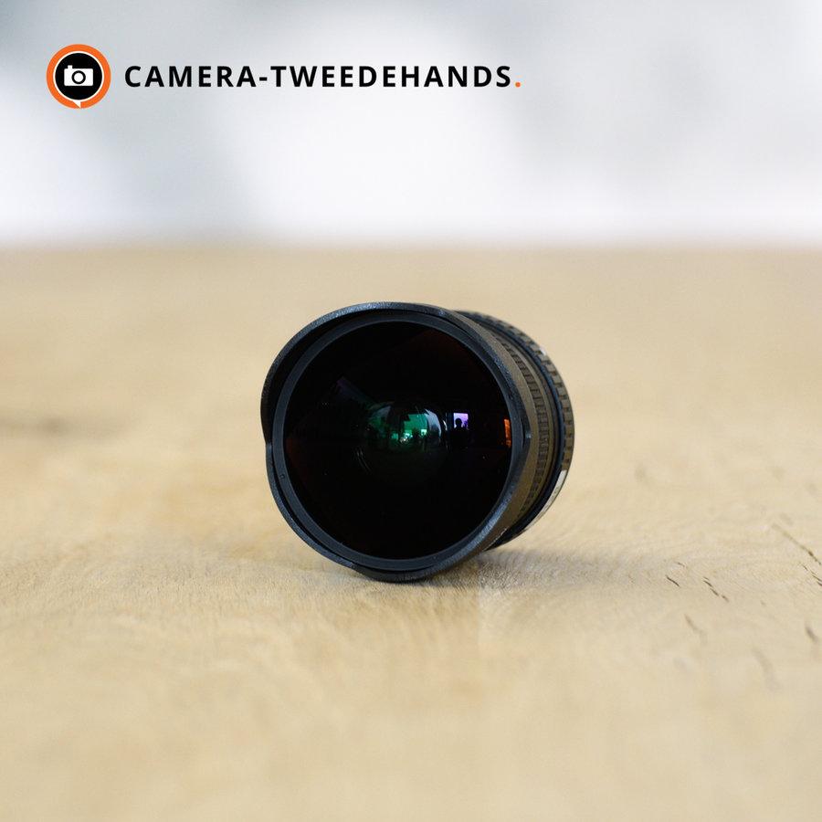 Minadax 8mm 3.5 Fisheye (Canon)