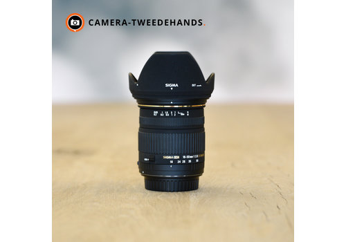 Sigma 18-50mm 2.8 EX DC HSM Macro (Canon)