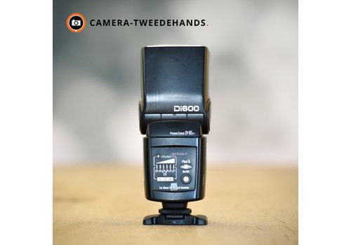 Nissin Digital Di600 - Nikon flitser