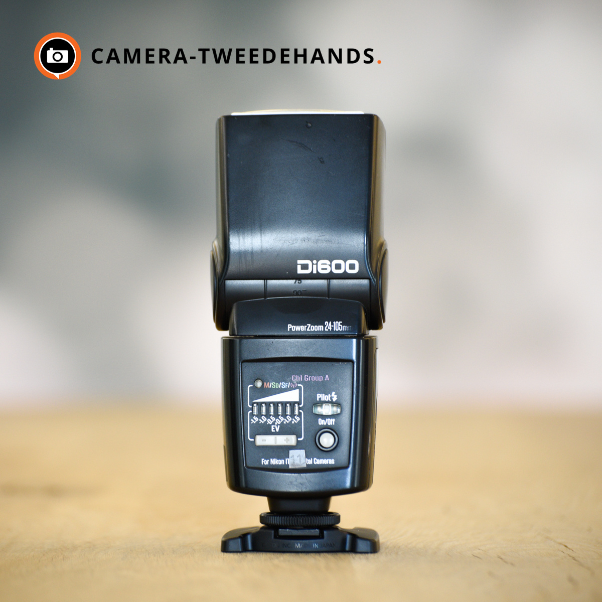 Nissin Nissin Digital Di600 - Nikon flitser