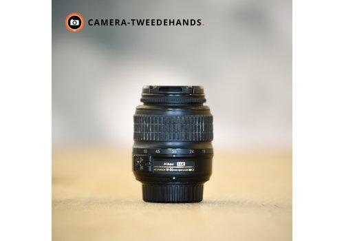 Nikon 18-55mm DX 3.5-5.6 G II ED
