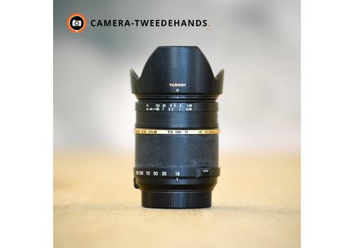 Tamron 18-200mm 3.5-6.3 Macro AF XR Di II (Nikon)