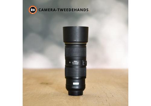 Nikon 70-200mm 4.0 G AF-S ED VR