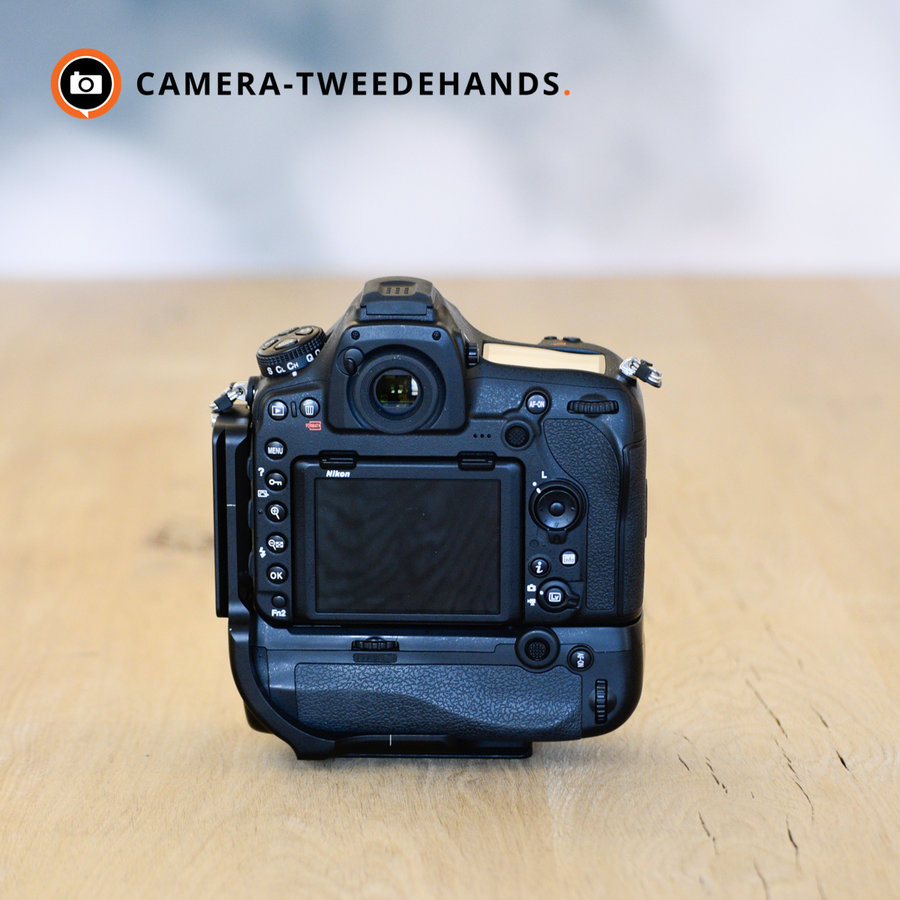 Nikon D850 incl. Grip -- 16.663 kliks -- Gereserveerd voor Johannes