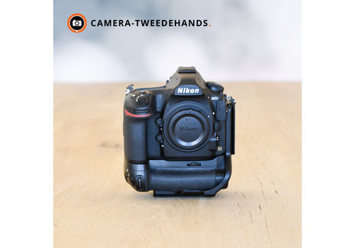 Nikon D850 incl. Grip -- 16.663 kliks