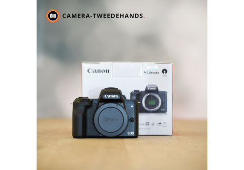 Gereserveerd --- Canon M50 -- Outlet