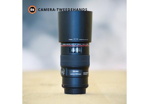 Canon 100mm 2.8 L EF IS USM Macro -- Gereserveerd voor Bertin