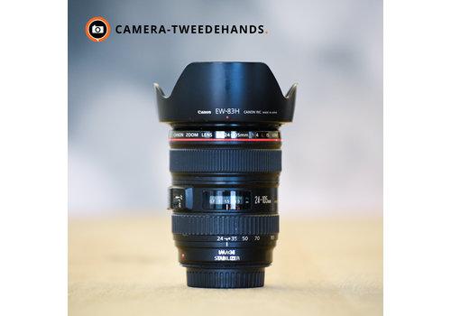Canon 24-105mm 4.0 L EF IS USM F4 -- Gereserveerd