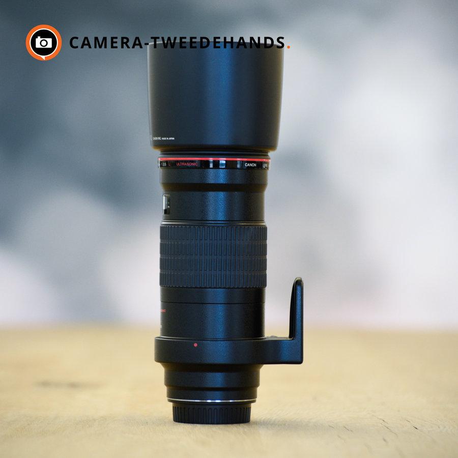 Canon 180mm L EF USM Macro -- incl. gondel