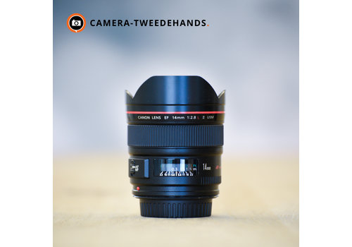Canon 14mm 2.8 L EF USM II - Gereserveerd voor Frans