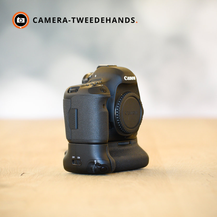 Canon 5D Mark III + BG-E11 -- 38632 kliks