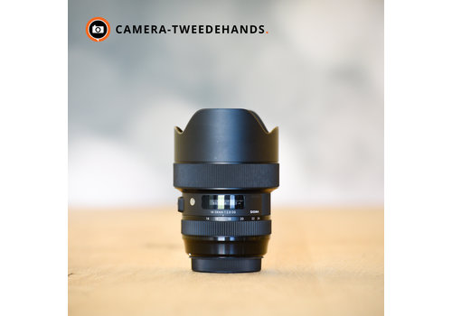 Sigma 14-24mm 2.8 DG HSM Art (Canon)