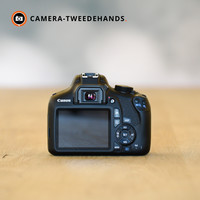 Canon 1300D + 18-55mm 3.5-5.6 DC III -- Outlet