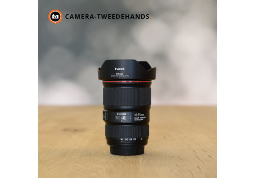 Canon 16-35mm 4.0 L IS EF USM