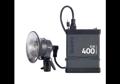 Elinchrom ELB 400 One Pro Head To Go