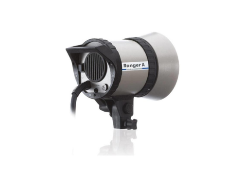 Elinchrom Ranger A - Head + Snoot reflector & Grid