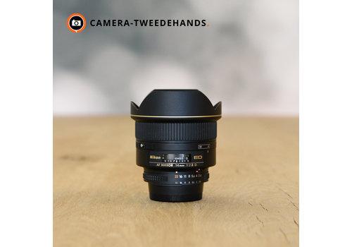 Nikon AF 14mm 2.8 D ED