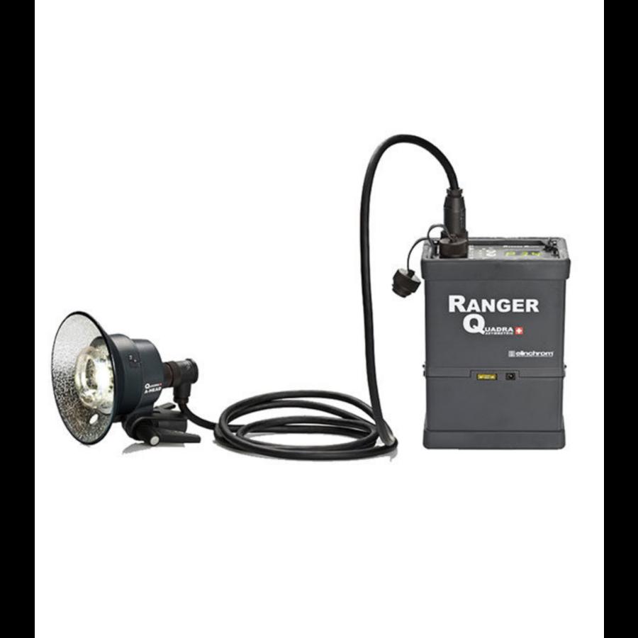 Elinchrom Quadra Ranger RX + Quadra HS head