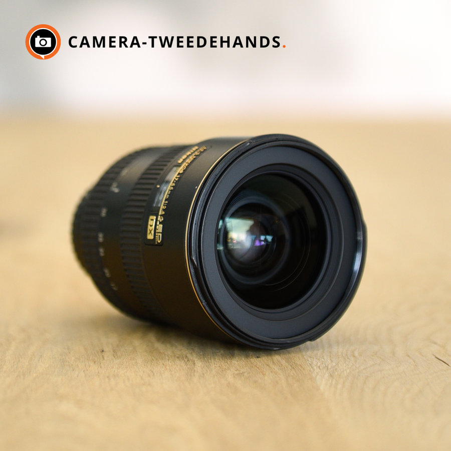 Nikon 17-55mm 2.8 G AF-S ED DX