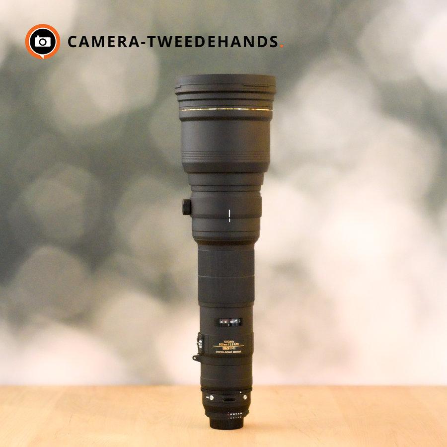 Sigma 800mm 5.6 EX DG APO HSM (Nikon)
