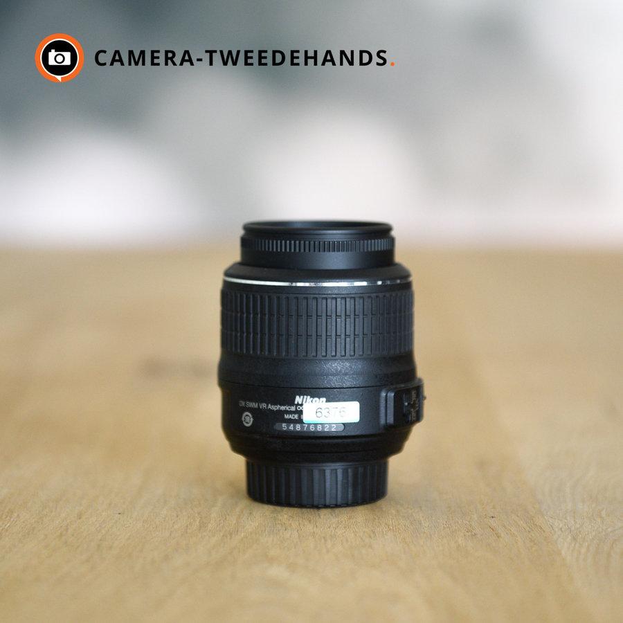 Nikon 18-55mm 3.5-5.6 G AF-S VR
