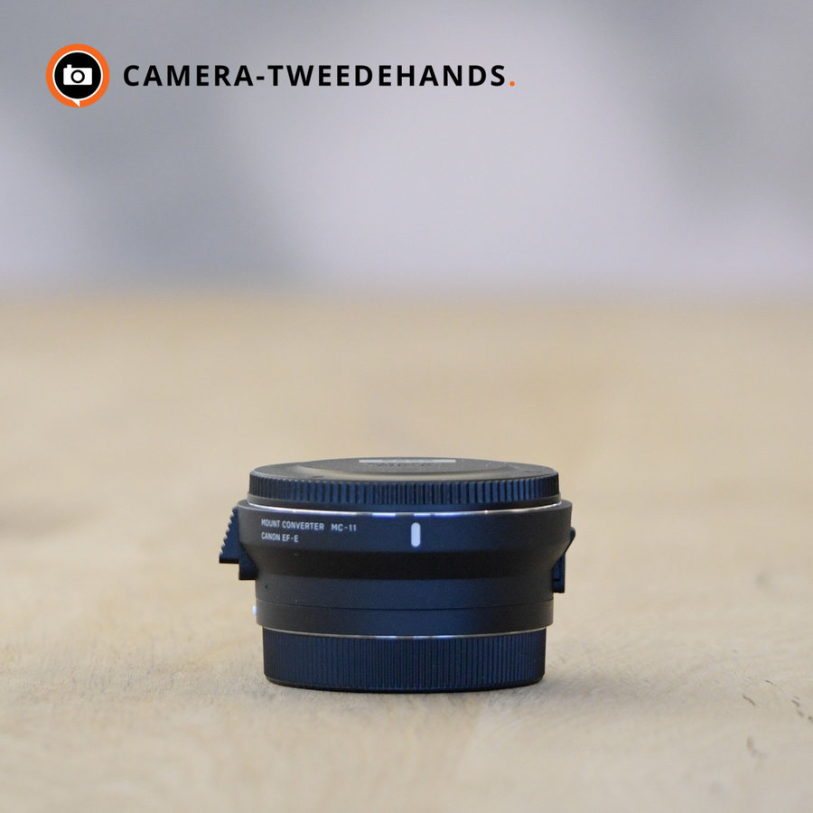 Sigma MC-11 Mount converter (Sony E naar Canon EF-mount)