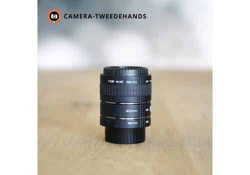 Kenko Tussenringset 12-24-36 (Nikon)