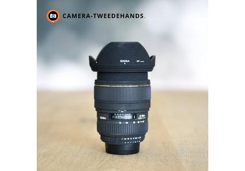 Sigma 24-70mm 2.8 EX DG (Nikon)