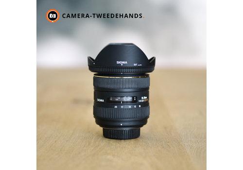 Sigma 10-20mm 4-5.6 DC HSM (Nikon)