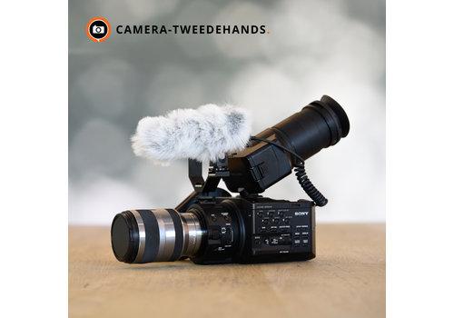 Sony NEX-FS100E + 18-200mm OSS