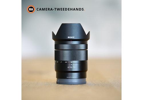 Sony SEL 16-70mm 4.0 Vario-Tessar OSS E-Mount