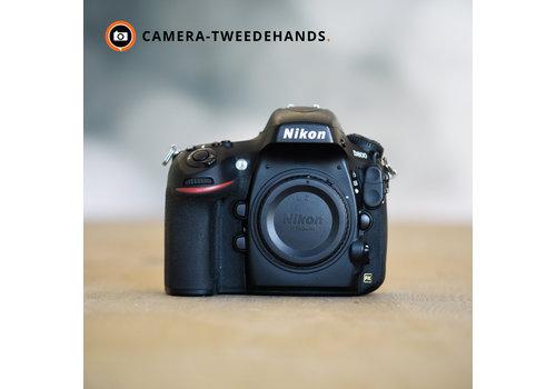 Nikon D800 -- 59.177 kliks