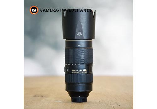 Nikon 80-400mm 4.5-5.6 AF-S ED VR II