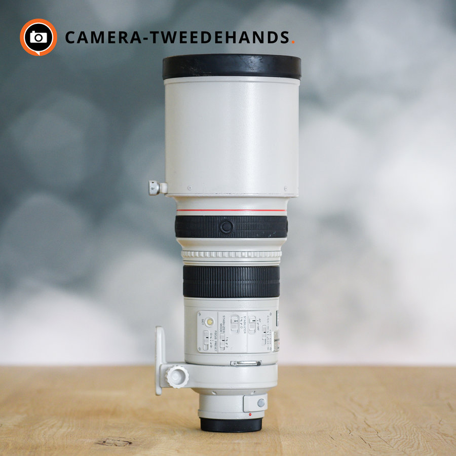 Canon 300mm 2.8 L IS EF USM