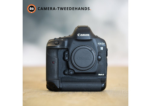Canon 1Dx Mark II -- Incl BTW -- 107.604 kliks