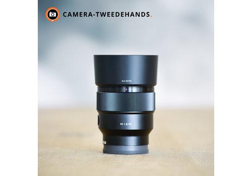 Sony FE 85mm 1.8 OSS