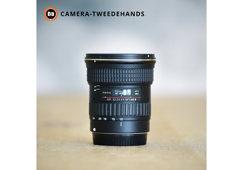 Tokina 12-24mm 4.0 AT-X Pro DX II (Canon)