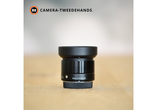 Sigma 19mm f/2.8 DN Art Micro Four Thirds