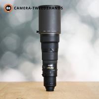 AF-S NIKKOR 500mm f/4G ED VR II